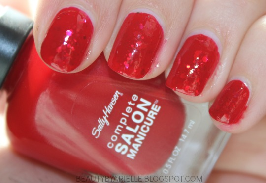Jelly Sandwich Nail