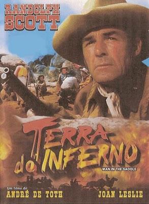 Terra do Inferno Dublado 1951