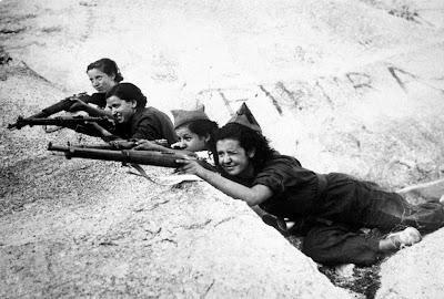 La guerre d'espagne (1936-1939)