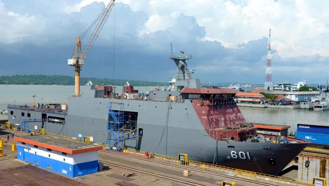 Strategic Sealift Vessel (SSV) PT PAL