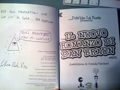 Dan Braun Davide La Rosa