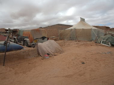 Viatge als campaments de Refugiats Sahrauís de Tindouf - ABRIL 2017