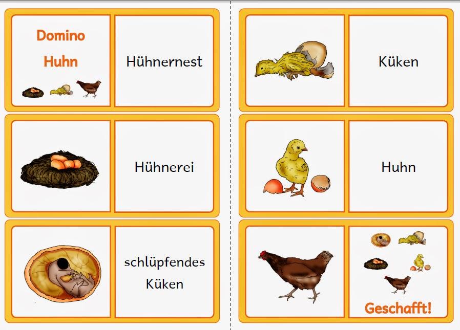 krabbelwiese (im Ruhemodus): Huhn und Ei