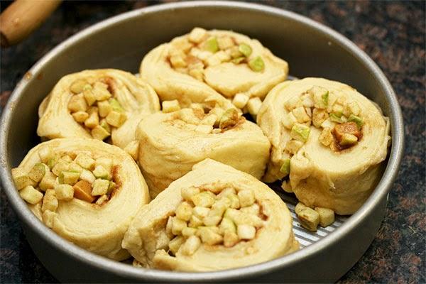 Pastry-Rolls