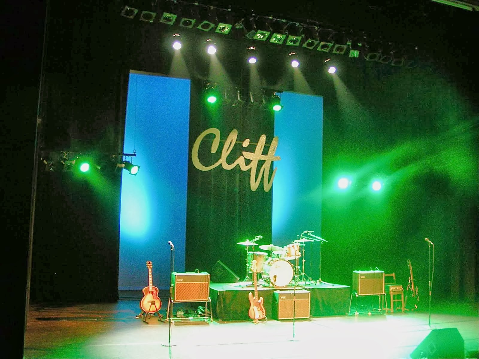 """A Tribute to Cliff"""