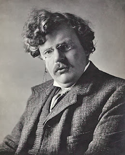 Photo of G.K. Chesterton