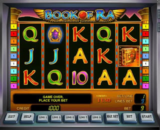 start online casino book of ra gratis