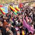 Cenazeyê şervanê YPG'ê Xemgîn Reşîd spartin axê