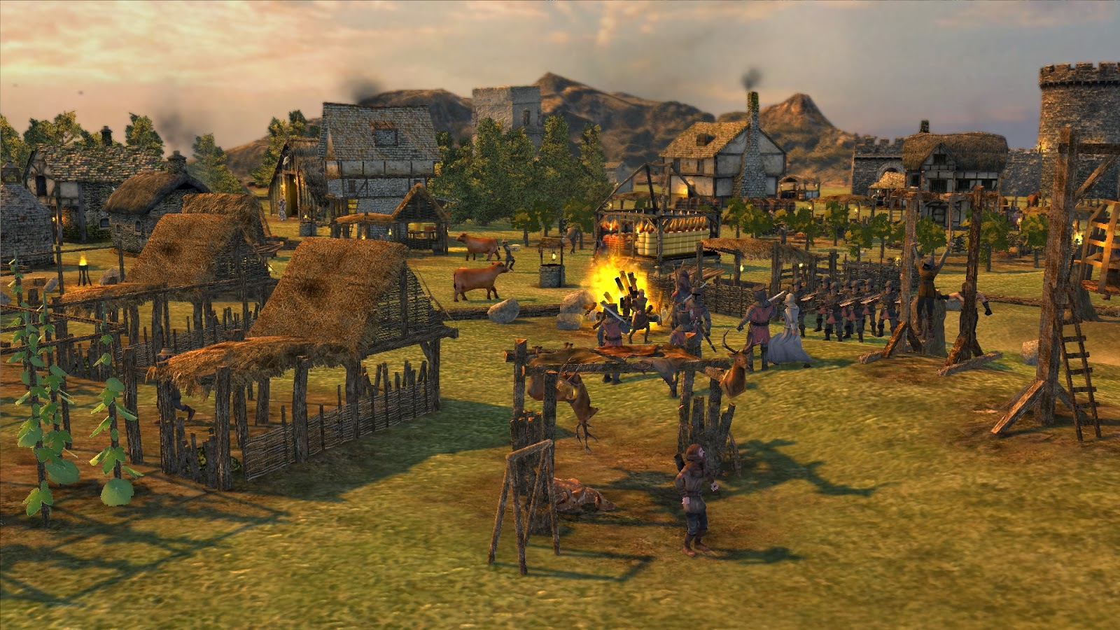 Stronghold HD Free Download Full PC Game FULL Version