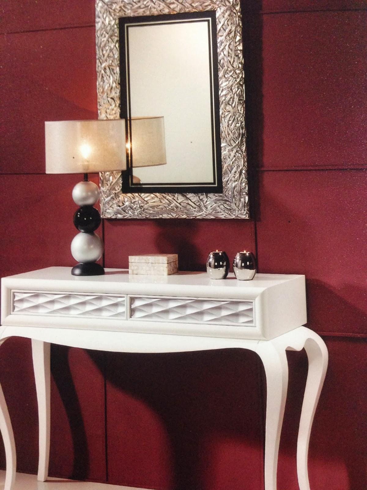 Muebles a medida y decoraci n a coru a muebles de entrada - Muebles de entrada blancos ...