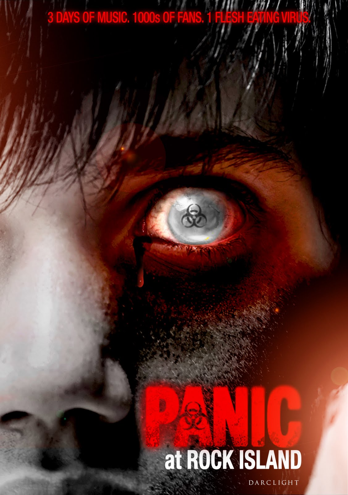 Ver Panic At Rock Island (2011) Online