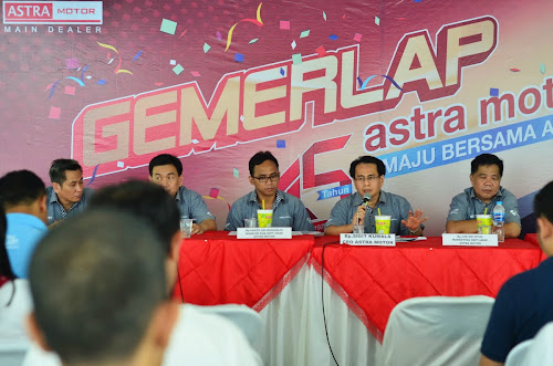 Astra Motor Gelar Safety Riding Day Serentak di 10 Kota