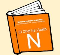 Diccionario Culinario. (N)
