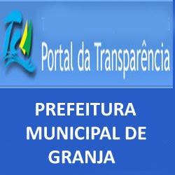 Portal da Transparência - Granja