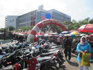 Inspirasi Pasar Kaget Gasibu, Bandung