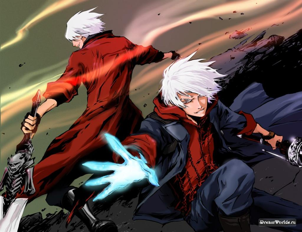 Devil May Cry HD & Widescreen Wallpaper 0.946673047485458