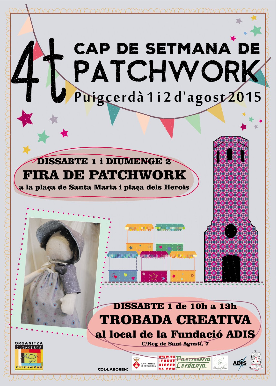 1 y 2 agosto en Puigcerdà