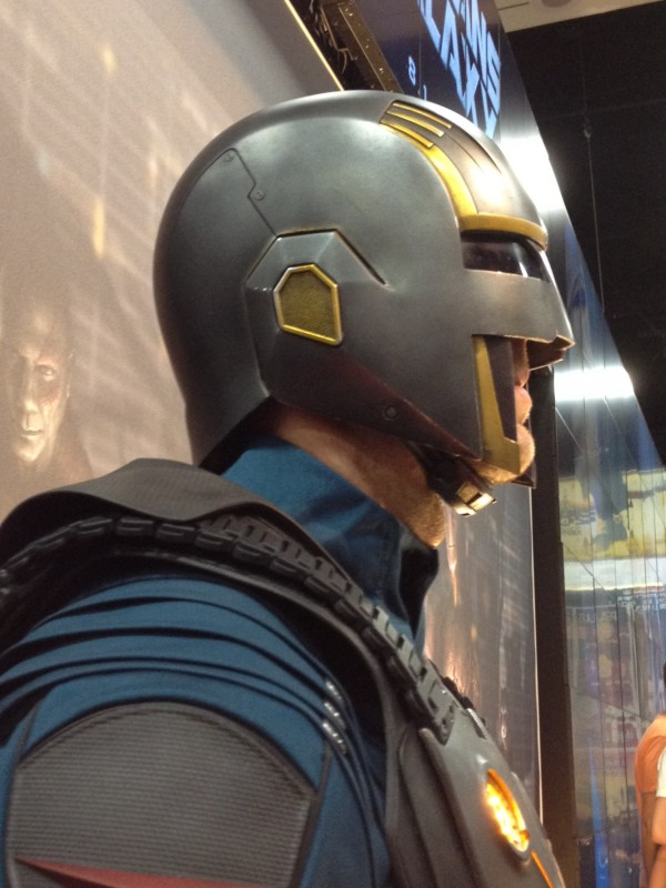 Fashion and Action: Guardians of the Galaxy Movie Props ...