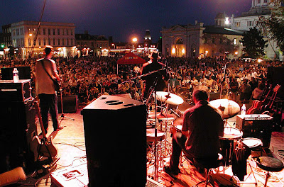 Limestone City Blues Festival, Kingston, Ontario, Concerts