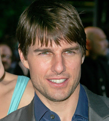 TOM CRUISE LAYERED HAIR