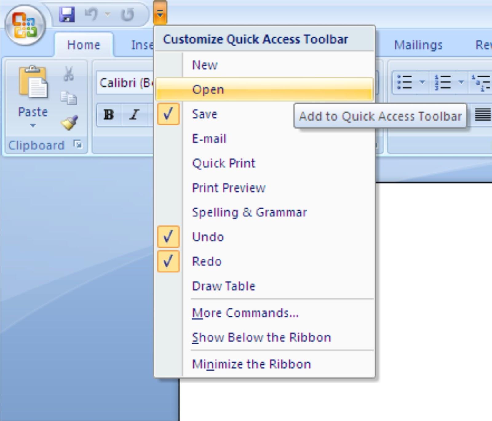 Как сделать нумерацию в майкрософт ворд 2007