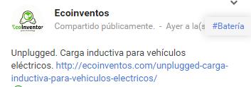 Google+ artículo