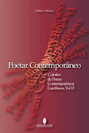 "Os meus livros:  ""Poetar Contemporâneo"", volume II, Edições Vieira da Silva"
