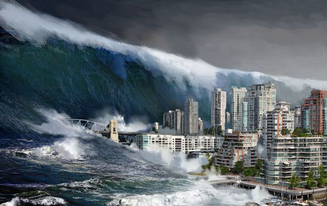 Massive Earthquakes and Tsunamis Now Confirmed Soon To Destroy U.S. Pacific Northwest