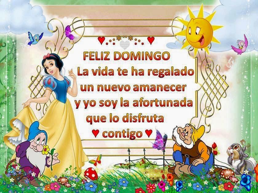 Feliz Domingo | Imagenes Con Frases