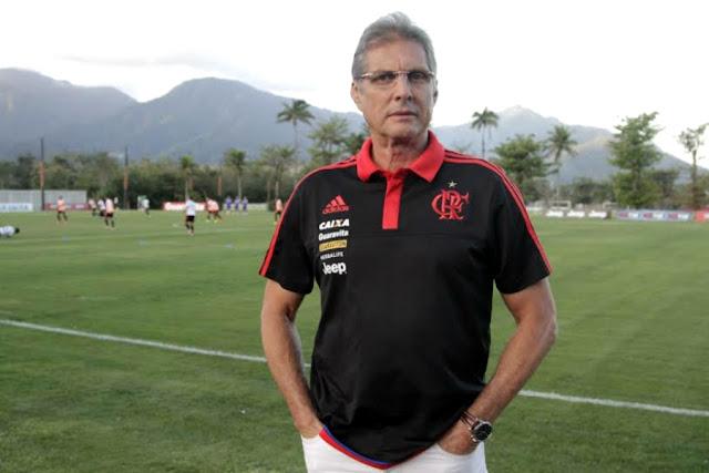 Técnico assume cargo com missão de subir Flamengo de nível no Brasileirão (Foto: Gilvan de Souza/CRF)