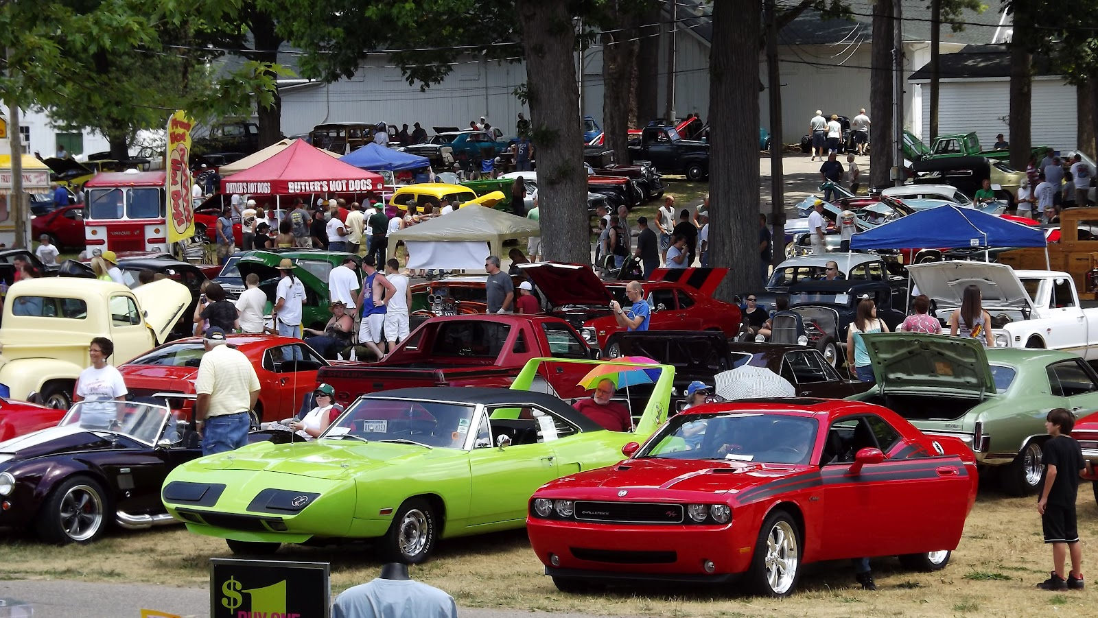 Hillsdale Michigan Annual Car Show Discount