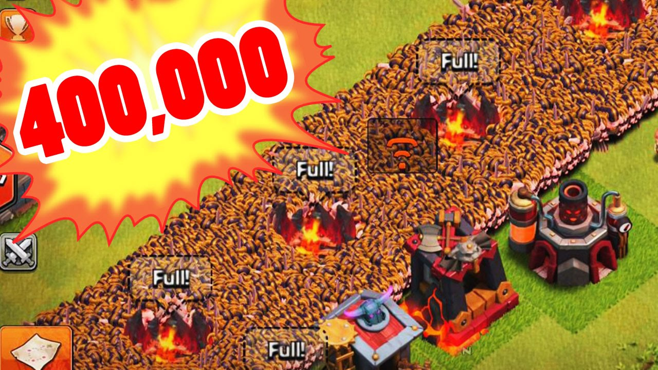 Exceptionnel Clash of clans hack 2016 CL13