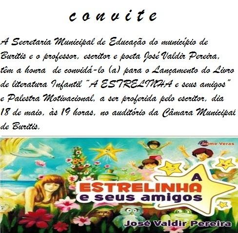 Foi assim o  Convite - Buritis - Rondônia