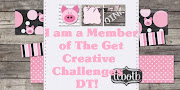 Get Creative Challenges DT