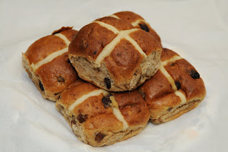 Hot Cross Buns - 