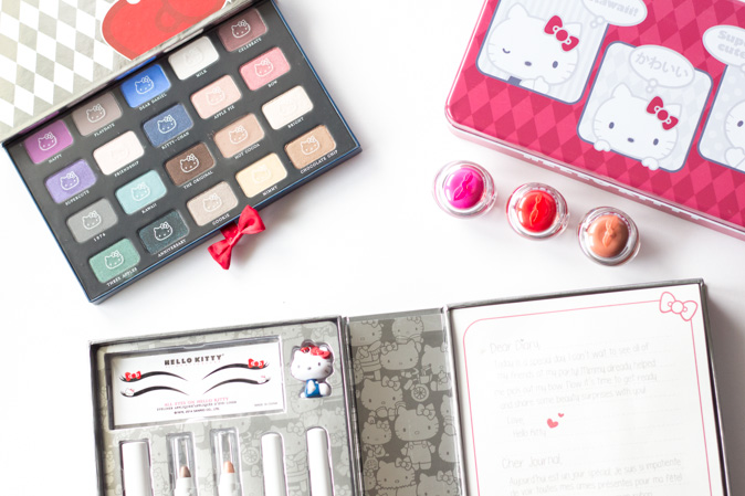 hello kitty 40th anniversary collection gift sets overview