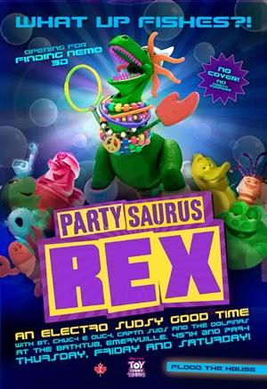 Bữa Tiệc Trong Phòng Tắm - Partysaurus Rex (2012) Vietsub