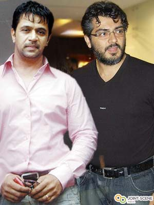 Mankatha Hindi Remake: Ajith in Arjun's role!
