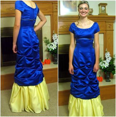 Snow white prom dresses