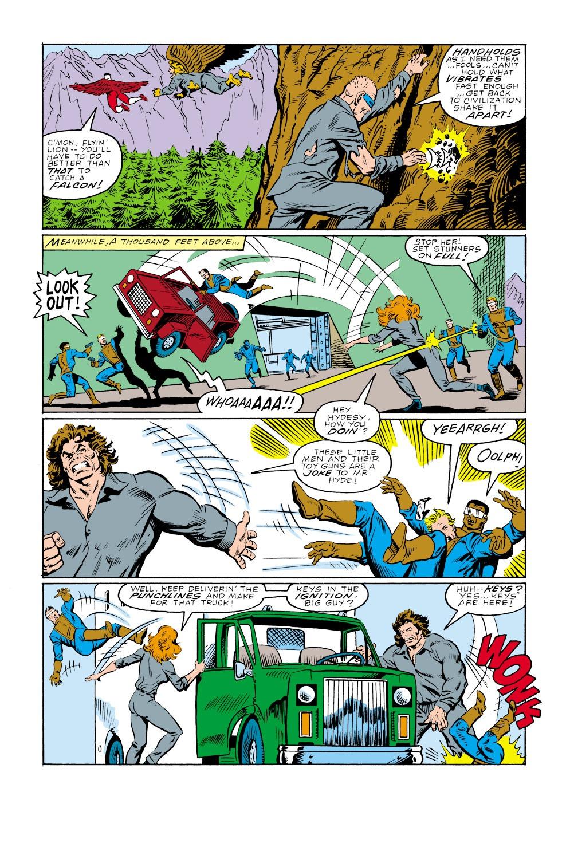 Captain America (1968) Issue #340 #270 - English 12