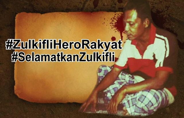 Kisah Zulkifli bunuh perompak tapi didakwa jadi viral #SelamatkanZulkifli