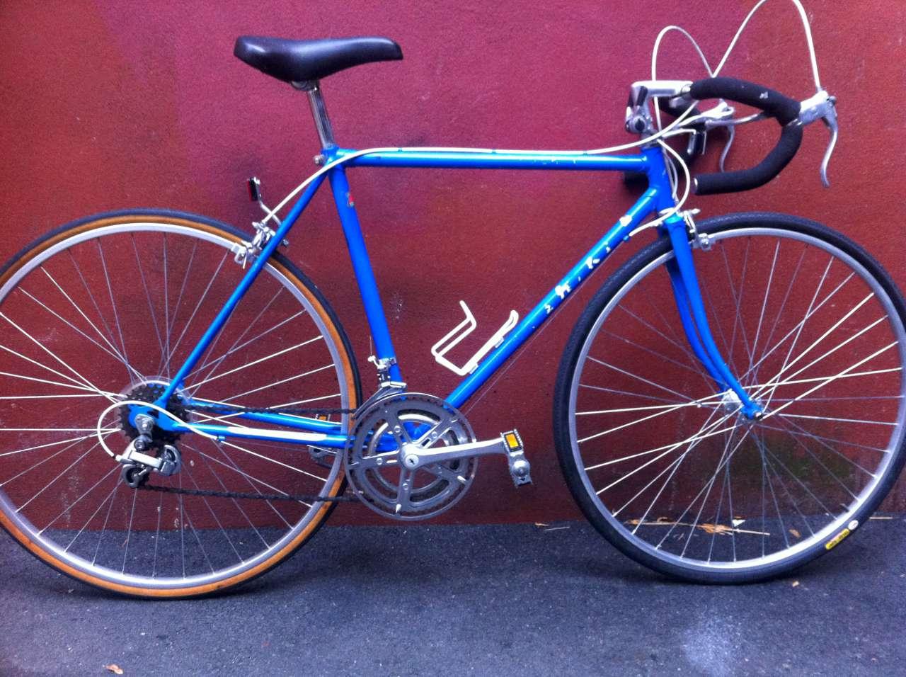Bike Boom Refurbished Bikes Late 80 S Nishiki Century 1988
