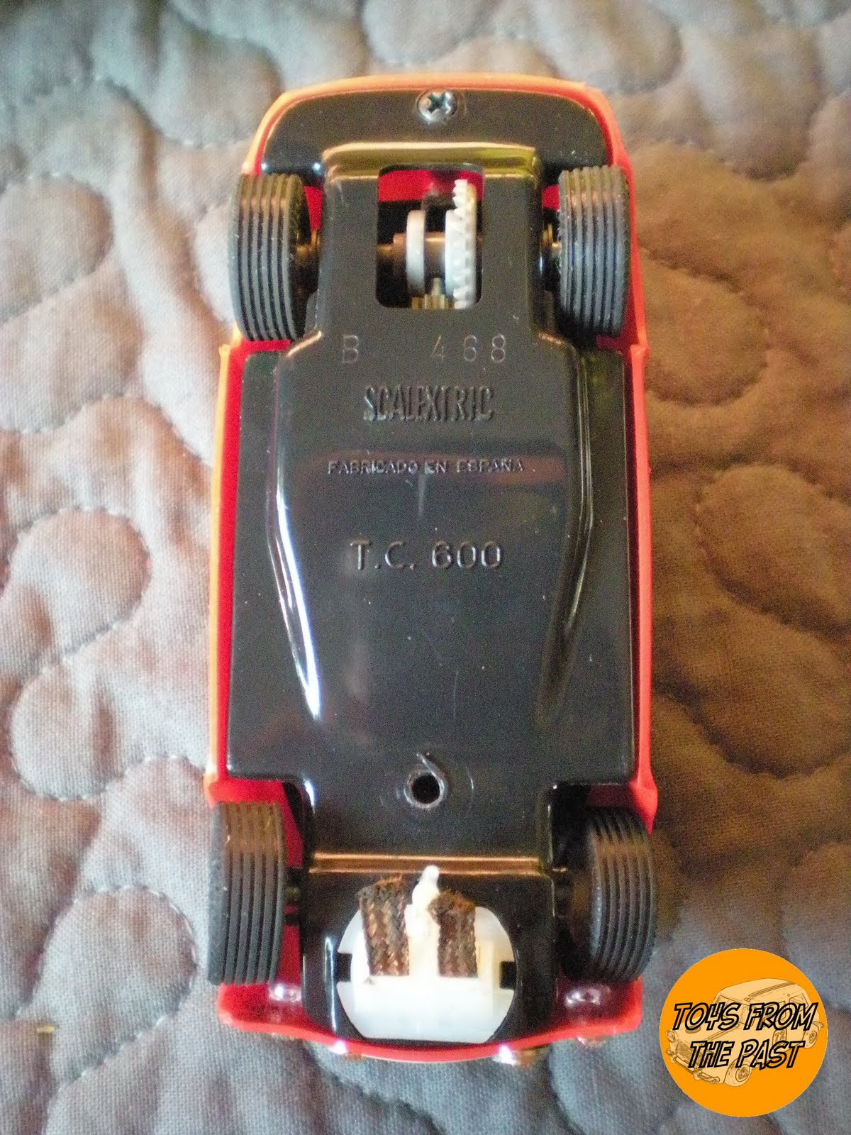 Scalextric Type 1 reproduction box