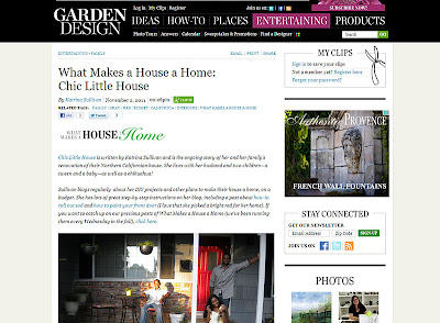 Garden Design: CLH Featured