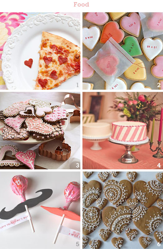 Beautiful living february 2012 for Valentines day party foods