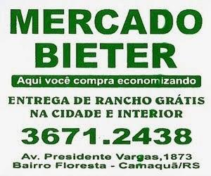 Mercado Bieter - Camaquã/RS