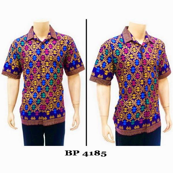 Kemeja Batik Prada