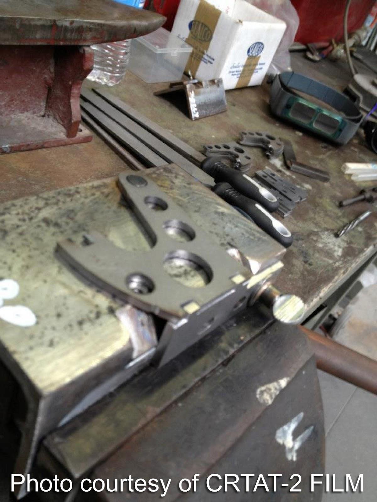 danny robinson machine