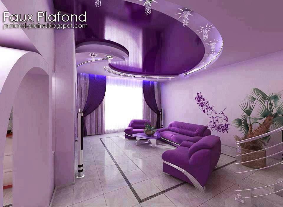 faux plafond. Black Bedroom Furniture Sets. Home Design Ideas