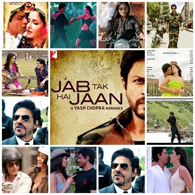 Movie: Jab Tak Hai Jaan